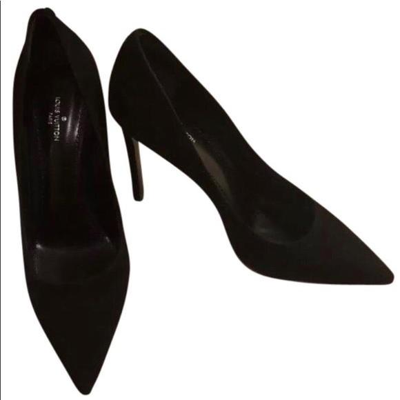 Louis Vuitton Lady Pump Size 37